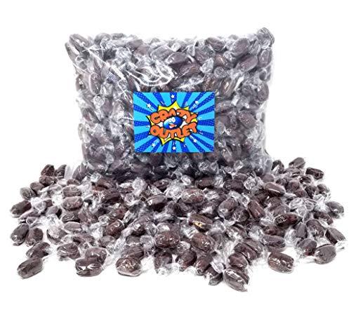 CrazyOutlet Pack - Root Beer Barrels Hard Candy, Bulk Pack, 4 lbs]()