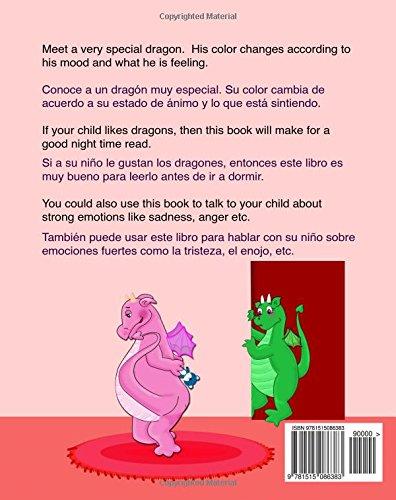 Que es lo que sientes Dragon: Bilingual childrens books, Childrens English-Spanish Picture book (Bilingual Edition), Spanish ... Spanish books for ...