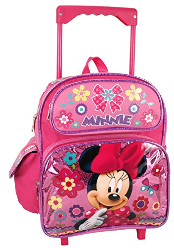 Disney Minnie Toddler Rolling Backpack product image