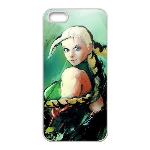 Street Fighter Iv 4 coque iPhone 4 4s cellulaire cas coque de téléphone cas blanche couverture de téléphone portable EEECBCAAN02511