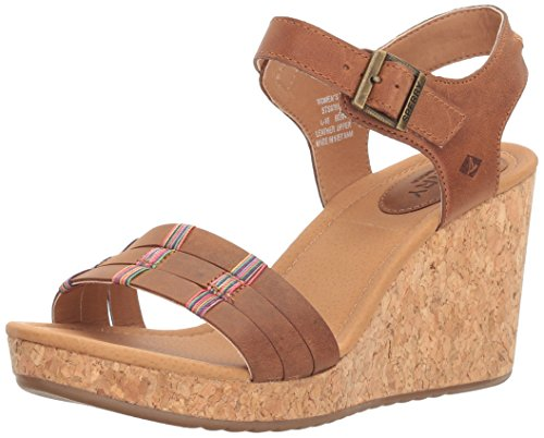 Echo Sperry Us Wedge Sandal Women's 9 Dawn Sierra 5 M PqwwAE