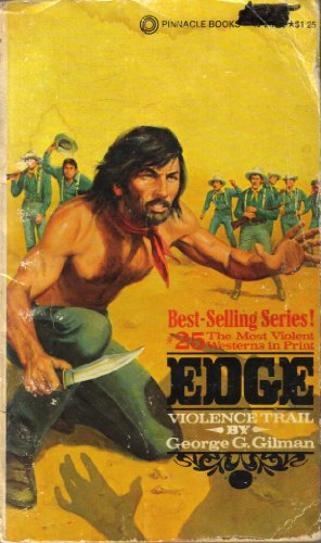 book cover of Violence Trail