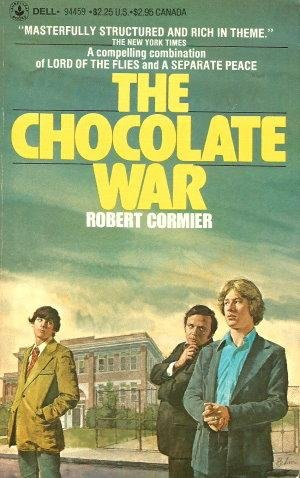 individualism and peer pressure in the chocolate war a novel by robert cormier The chocolate war could easily have been a straightforward exercise examining the fears and humiliation of peer pressure, bullying and conformity with a side-order of positivity and the championing of self-esteem, self-belief, self-awareness (etc), but cormier goes much further in this chillingly human story, full of challenging ideas.