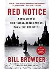Red Notice: A True Story of Justice, Murder & One Man's Fight for Justice