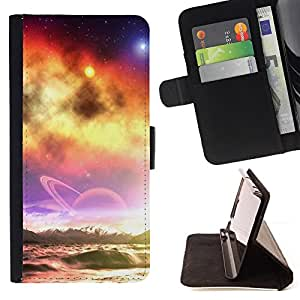 Jordan Colourful Shop - Nature Fantasy Galaxy For HTC Desire 820 - Leather Case Absorci???¡¯???€????€??????????&fno