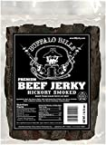 Buffalo Bills 16oz Premium Hickory Beef Jerky Pieces (hickory smoked jerky in random size pieces)