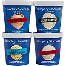 Humphry Slocombe Ice Cream Og Flavors, (Pack Of 4)