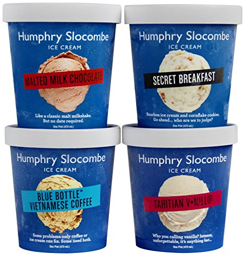 Review Humphry Slocombe Ice Cream,