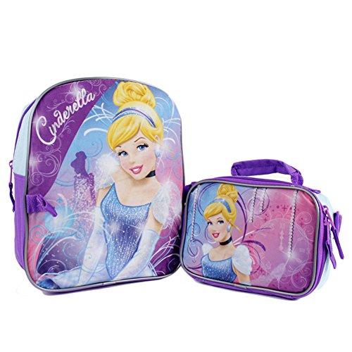 Disney Princess Cinderella Backpack Detachable