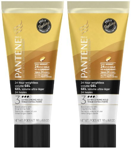 Pantene Pro-V Series, Volume Texturizing Gel 6.8 oz
