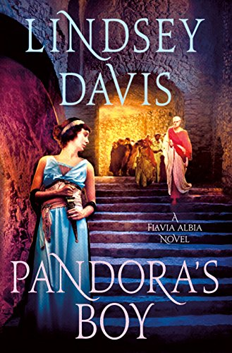 Pandora's Boy (Flavia Albia Series Book 6)