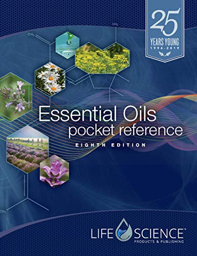 Essential Oils Pocket Reference 8th Edition - FULL-COLOR ()