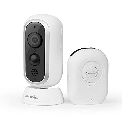 Wire Free Security Camera System   Amazon Com Home Security Camera System 1080p Hd Wire Free Wansview