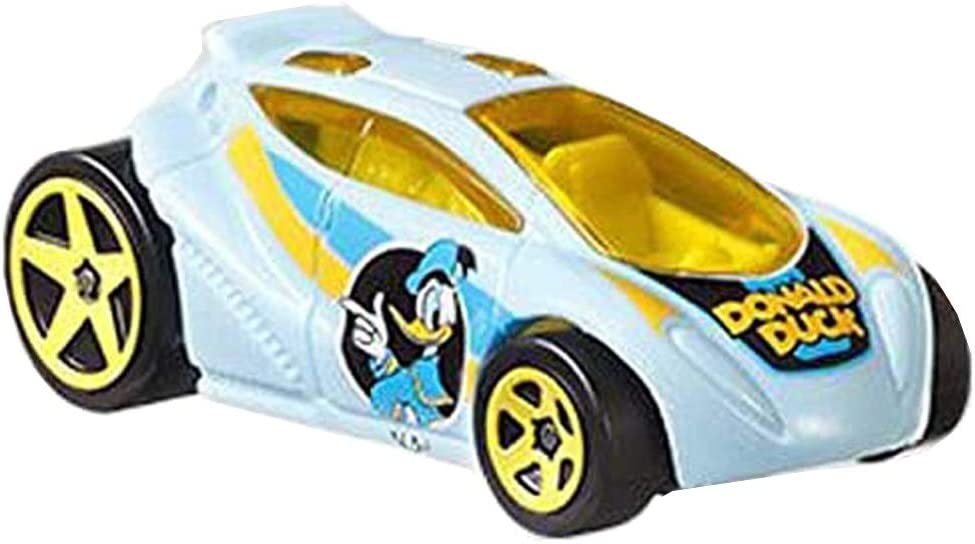 Vandetta Donald Duck Hot Wheels 2019 Disney 90th Anniversary Edition