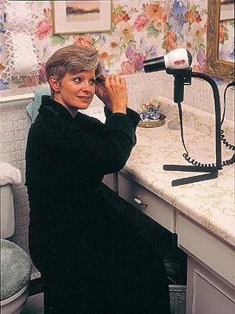 Hair Dryer Holder Table Top