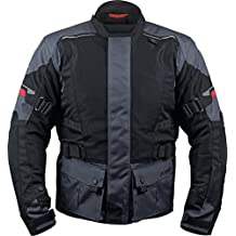 Pilot Motosport 2001109-02 Gray Medium Elipsol Air Jacket