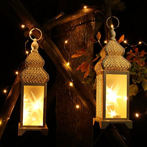 Star Lanterns With Led Lights in Florida - 7