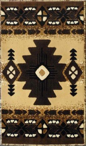 South West Native American Door Mat Area Rug Design C318 Ber