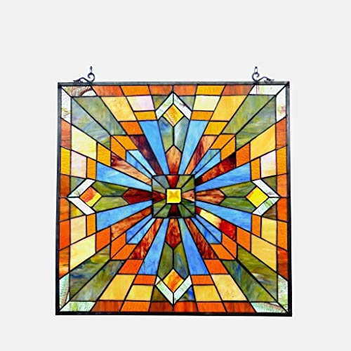Mission Design Window Panel/Suncatcher - M ()