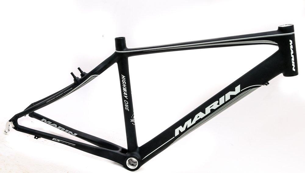 Marin Highway One 700c Carbon Fiber Flat Bar Hybrid/Road Bike Frame NEW