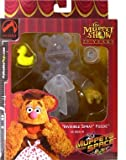 The Muppets 2002 San Diego Comic-Con Exclusive Invisible Spray Fozzie Bear Action Figure