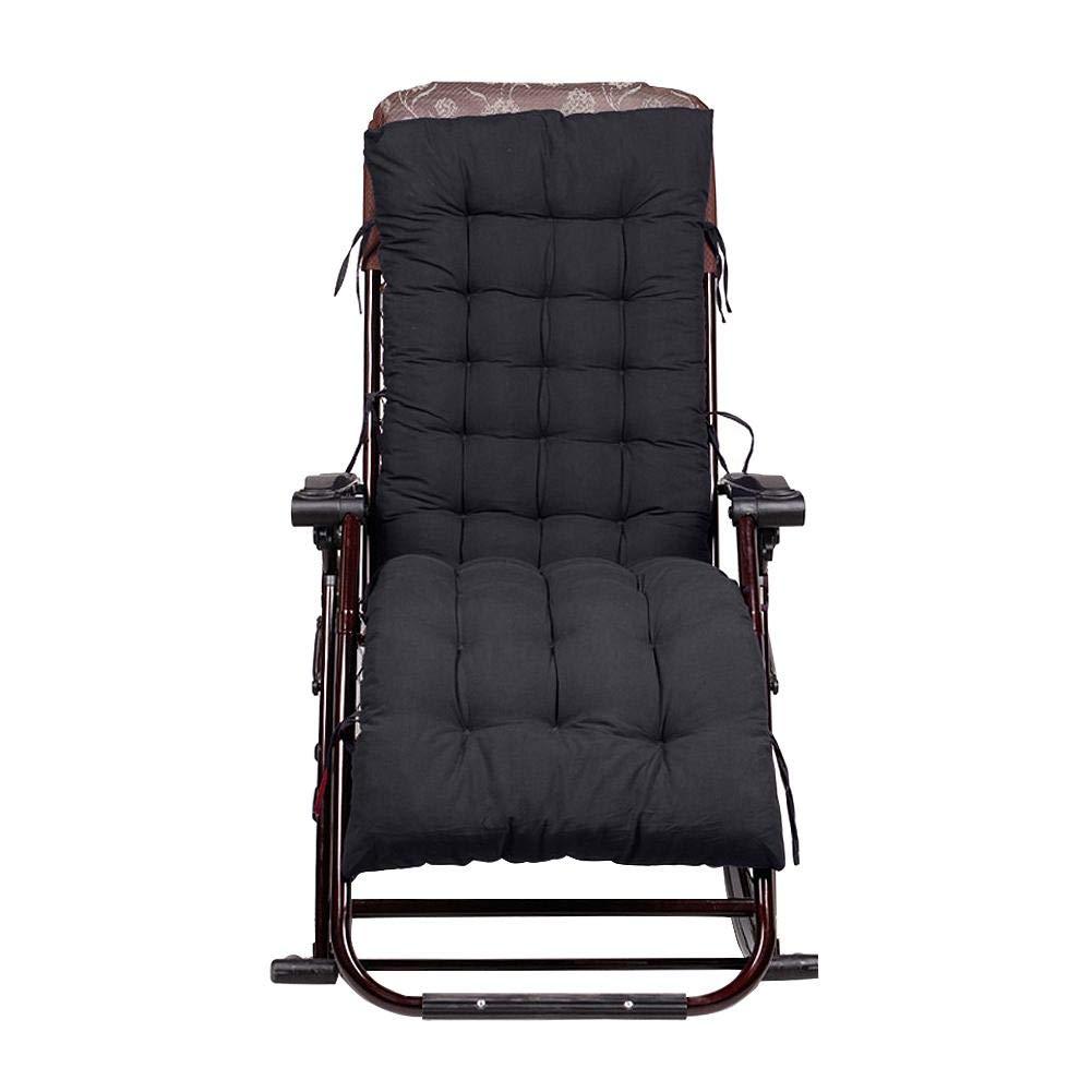 Yunt Lounge Chair Cushions, Chaise Lounge Cushion Patio Chair Cushions Outdoor Mattress Garden Sun Lounger Recliner Indoor Veranda
