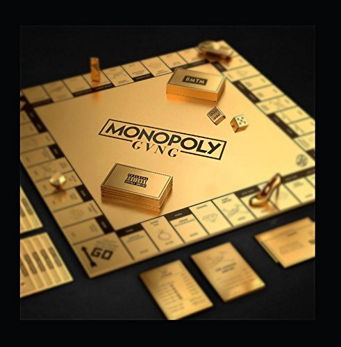 Price comparison product image Monopoly Gang
