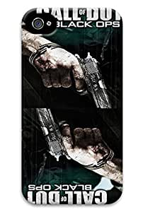 Call of Duty Ghosts4 PC Hard new case for iphone 4 4s