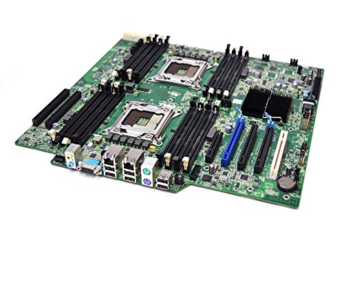 Board Precision Workstation - 82WXT Genuine Dell BS0911 Precision Workstation 7600 T7600 TRPM Intel Dual LGA2011 Socket R Motherboard P29D1Q55085A01 P82128A TPM System Board DDR3 SDRAM VHRW1 4CY6D