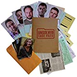 UNSOLVED CASE FILES: Cold Case Murder Mystery Game: Who Killed Harmony Ashcroft? |