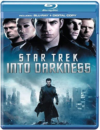 Star Trek Into Darkness Blu-ray Region Free Reino Unido Blu ...