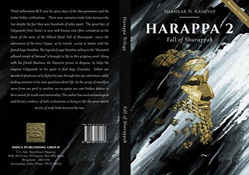 Fall of Shuruppak: Harappa 2 (Harappa Trilogy) by [Kashyap, Shankar]