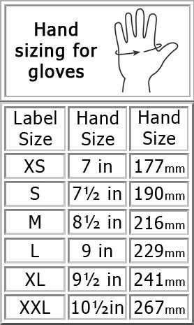 Weldas Arc Knight MIG/Stick Welding Glove - Kevlar Sewn - 100% Cotton Lining - Size XL by Weldas (Image #5)