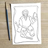 Mini Art Kit - Hockey Breaks