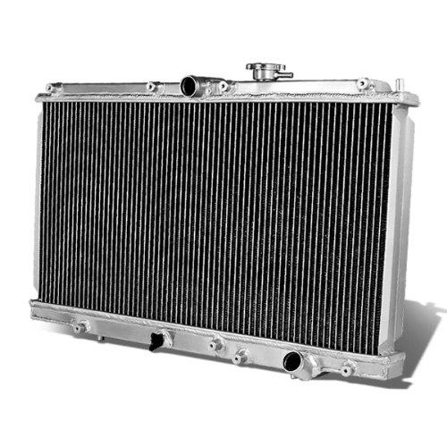 (For Honda Prelude Full Aluminum 2-Row Racing Radiator - BB )