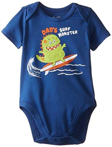 The Children's Place Baby-Boys Newborn Mom's Surf Monster Talker