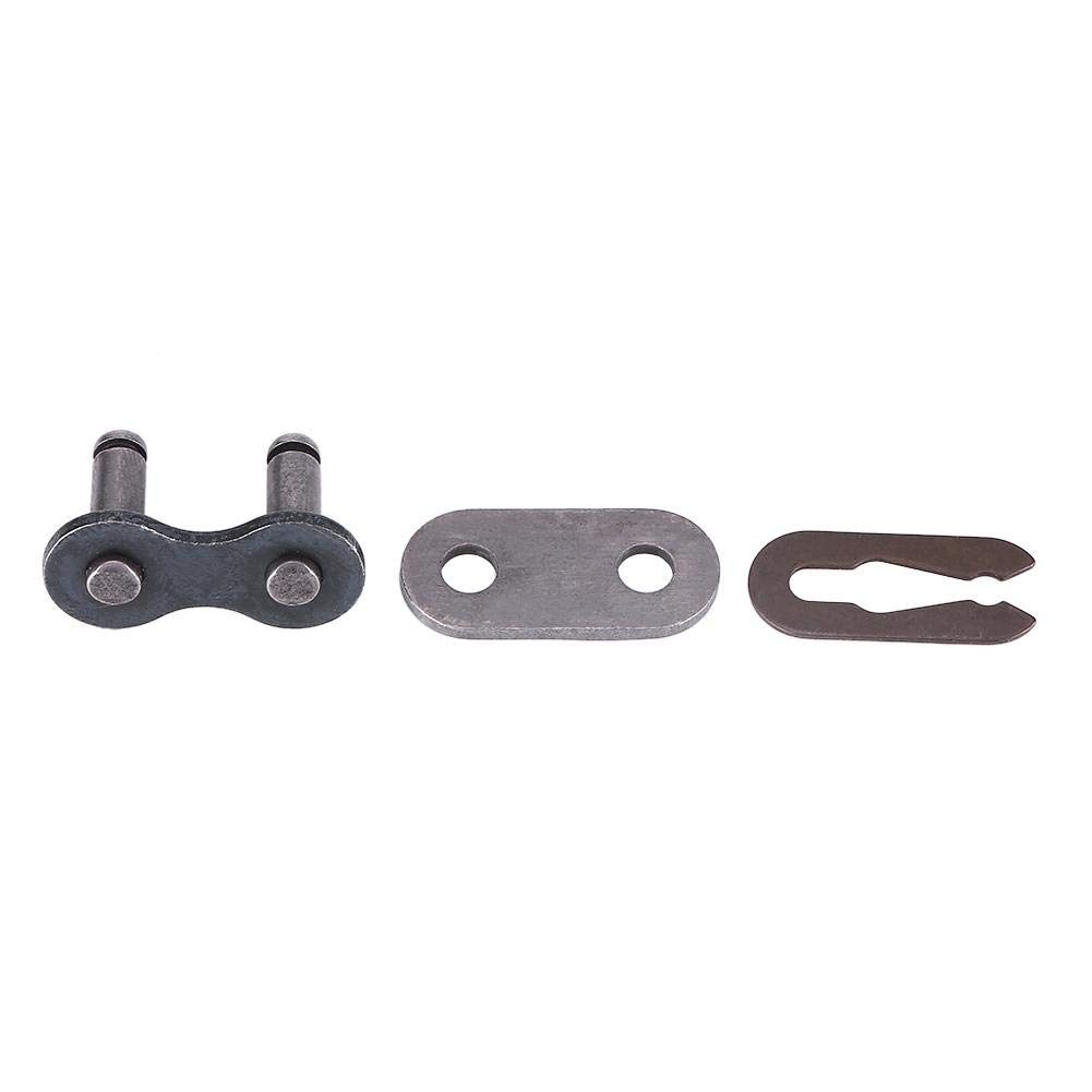 Chain Master Link,5 Sets 415 Chain Master Link 2-Stroke Motorized Bike Gas Engine Parts Bike Master Link Master Connecting Link Motocicleta Motorcycle Accessories