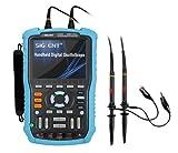 Siglent SHS806 Handheld Oscilloscope, 60MHz, 2-Channel, Multimeter Mode, 5.7'' TFT-LCD Display
