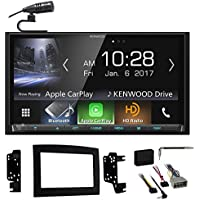 Kenwood DVD Bluetooth Receiver Android/Carplay/USB For 2006-2008 Dodge Ram 1500