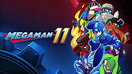 Mega Man 11 - Nintendo Switch [Digital Code]