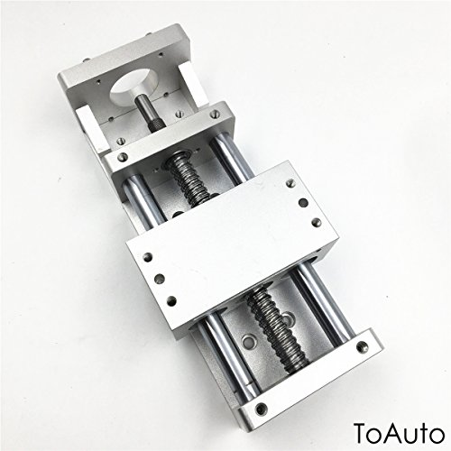 Cnc Sliding Table 200mm Stroke Linear Guides Electric