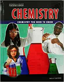 Chemistry You Need to Know: Kelly Deters: 9780757544408 ...