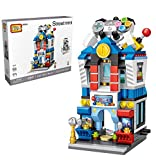 LOZ Mini Building Blocks Building Puzzles Street