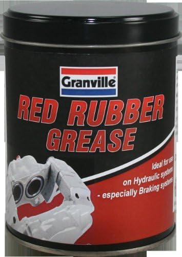 Granville 0846 Gummi-Fett Rot 500g