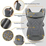 JERORAY-Baby-Carrier,All Carry Position,All