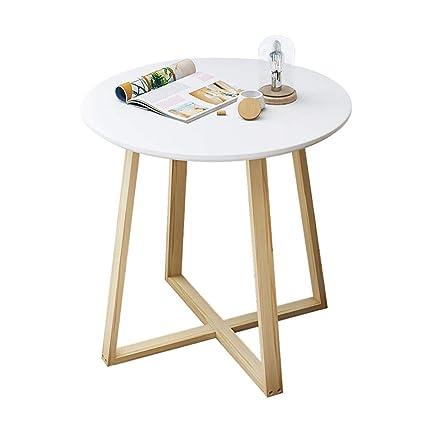 Amazon.com: ZHAORU-End Tables Nordic Simple Coffee Table ...