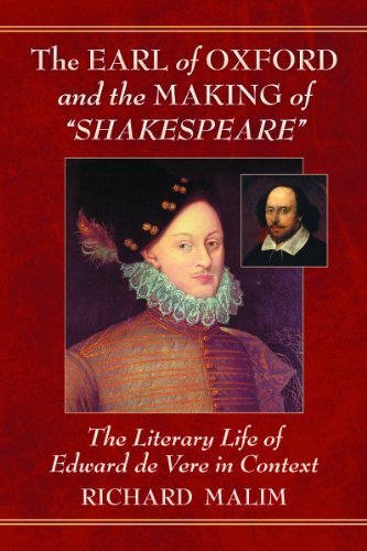 The Earl of Oxford and the Making of