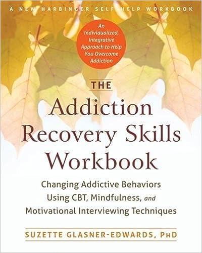 Amazon.com: The Addiction Recovery Skills Workbook: Changing ...