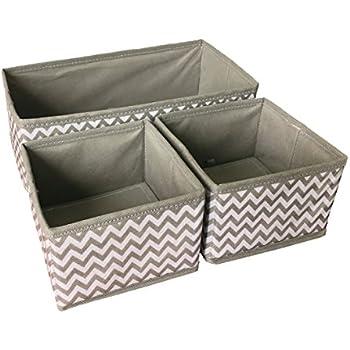 Perfect Sodynee Foldable Storage Box Drawer Closet Dresser Organizer Cube Basket  Bins Containers Divider For Underwear,