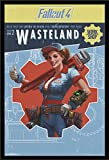 "Trends International Fallout 4-Wasteland Framed Poster 4, 24.25"" x 35.75"""